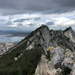 The long journey to Gibraltar